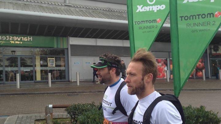 MK Festival Swimrun   Paul Addicott   Member Blogs   Linked Fitness Community