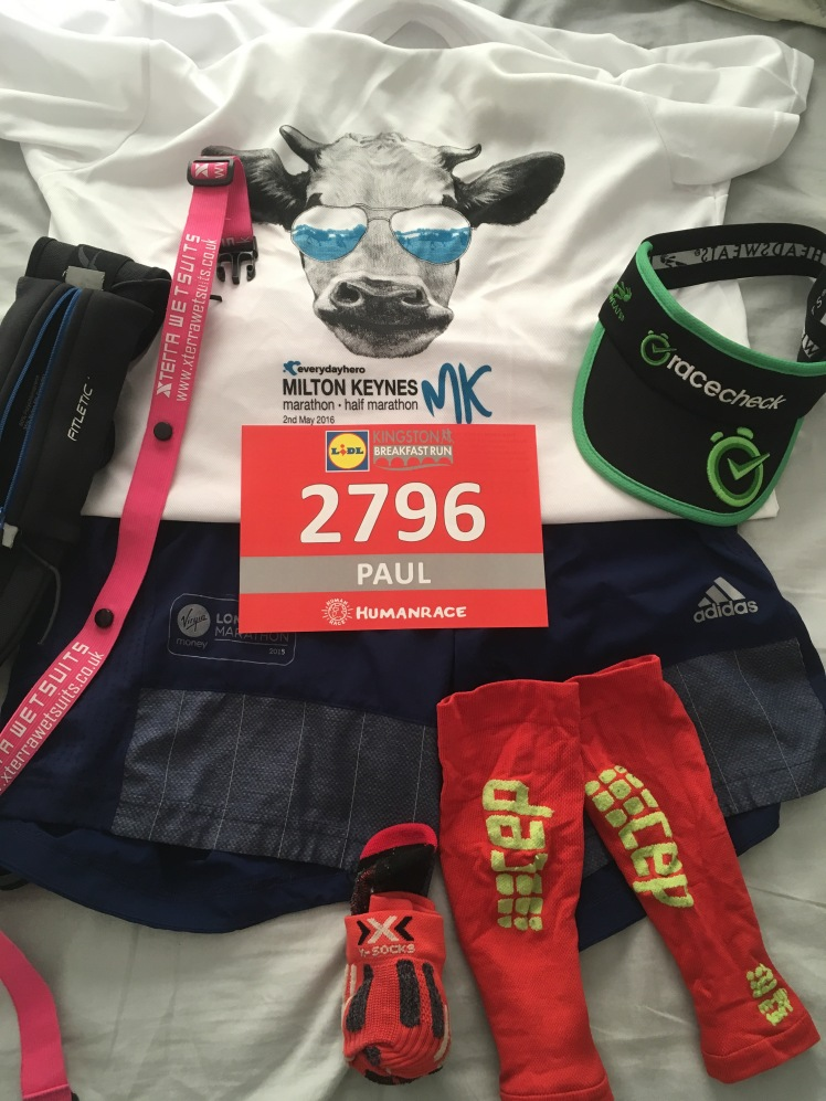 LIDL Kingston Breakfast Run | Paul Addicott | Running | Linked Fitness Community