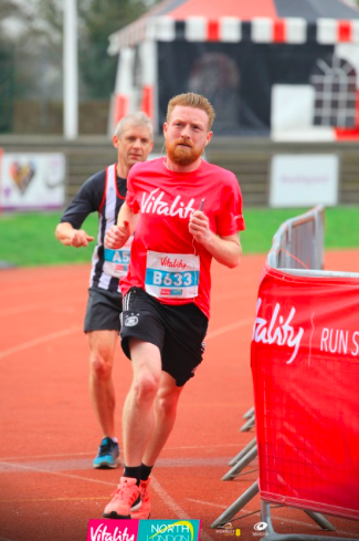 North London Half Marathon 2017 | Paul Addicott | Running | Linked Fitness Community