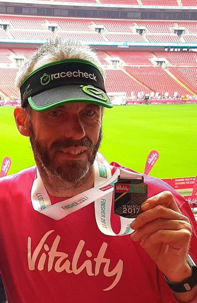 North London Half Marathon 2017   Paul Addicott   Running   Linked Fitness Community