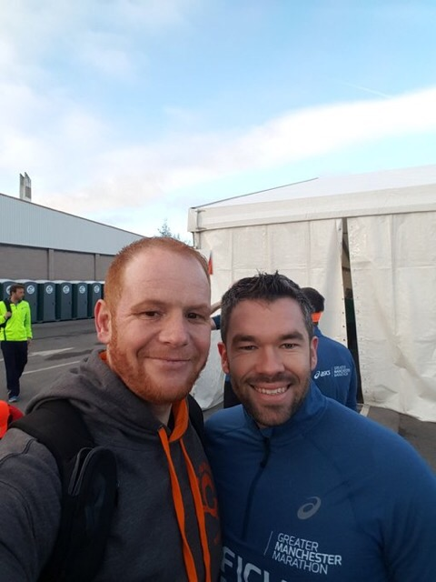 Manchester Marathon 2017 | Paul Addicott | Member Blogs | Linked Fitness Community
