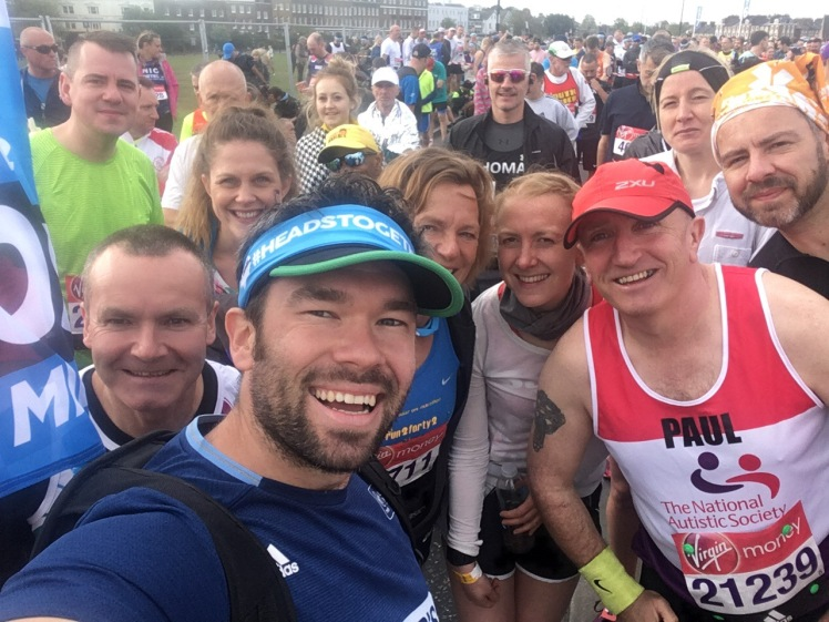 London Marathon 2017   Paul Addicott   Member Blogs   Linked Fitness Community