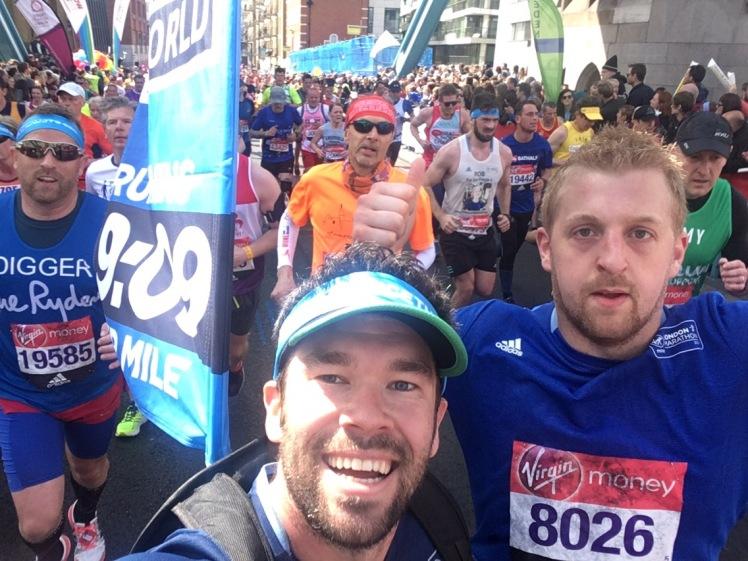 London Marathon 2017 | Paul Addicott | Member Blogs | Linked Fitness Community