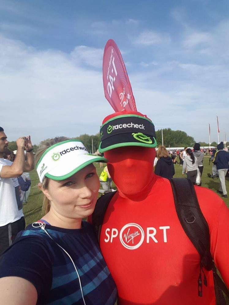 Hackney Half Marathon 2017 | Paul Addicott | Member Blogs | Linked Fitness Community
