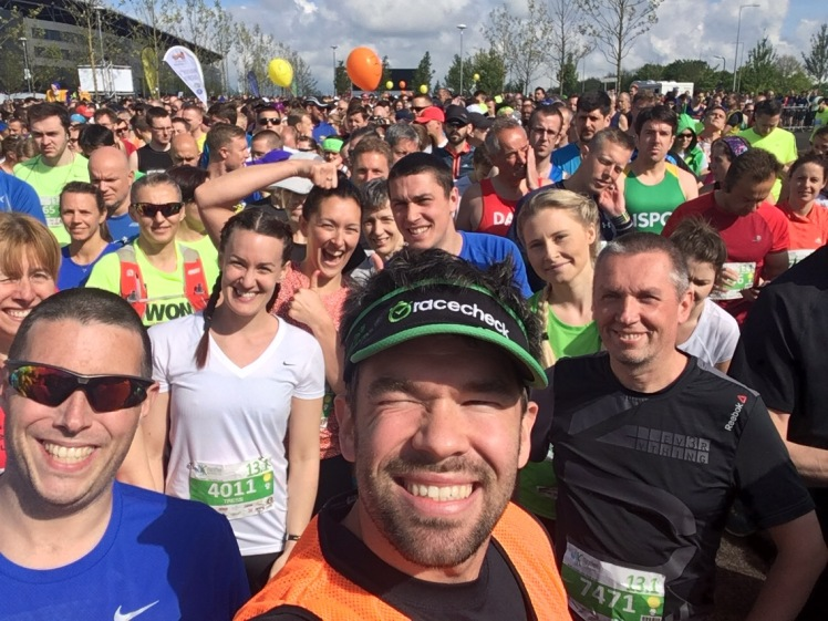 MK Marathon Weekend 2017 | Paul Addicott | Member Blogs | Linked Fitness Community