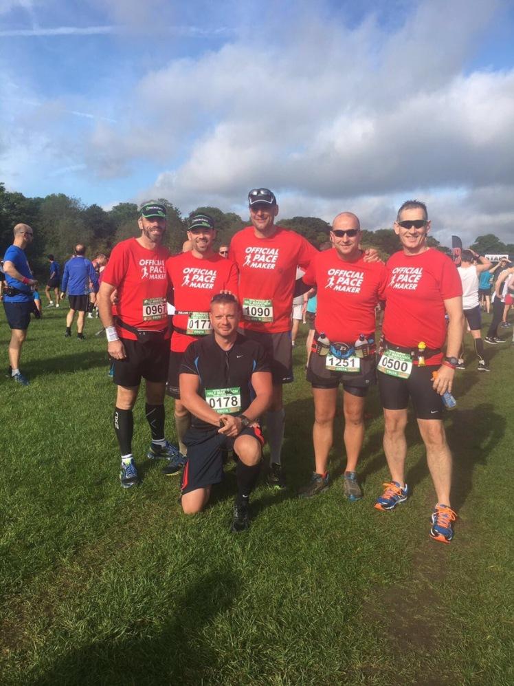 Windsor Trail Half Marathon 2017   Paul Addicott   Linked Fitness Community