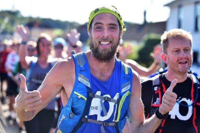 Ben Smith: Interview with an Inspirational runner – pickupthepacepaul