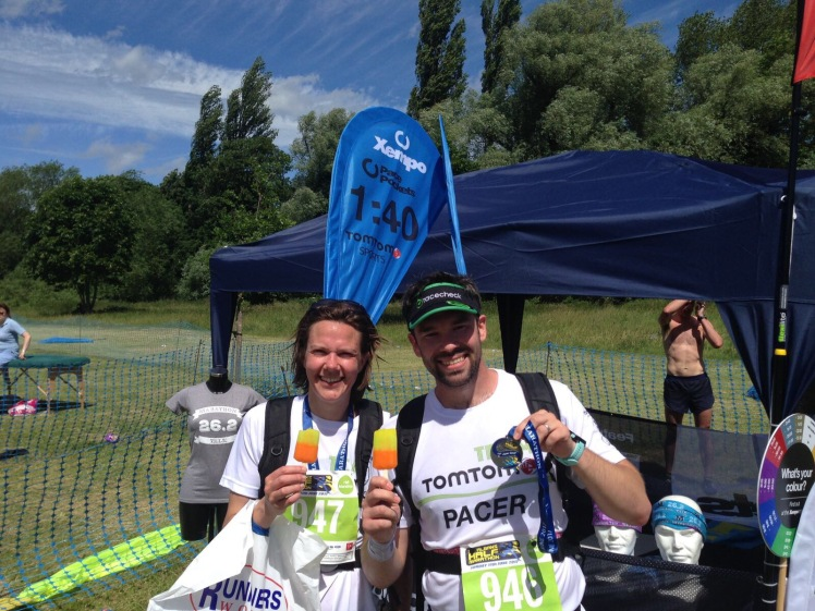 St Albans Half Marathon 2017 | Paul Addicott | Linked Fitness Community