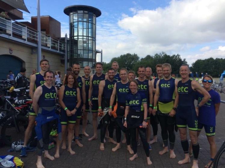 Bananaman Triathlon 2017 | Paul Addicott | Member Blog | Linked Fitness