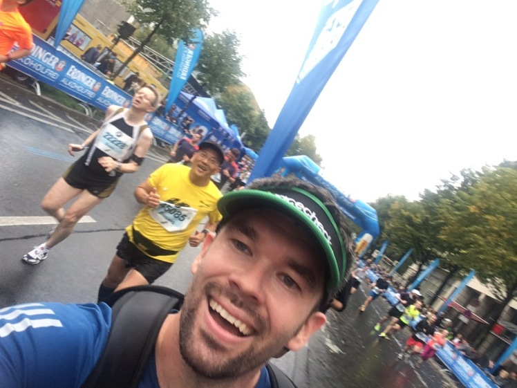 Berlin Marathon 2017 | Paul Addicott | Reviews | Blogs | Linked Fitness