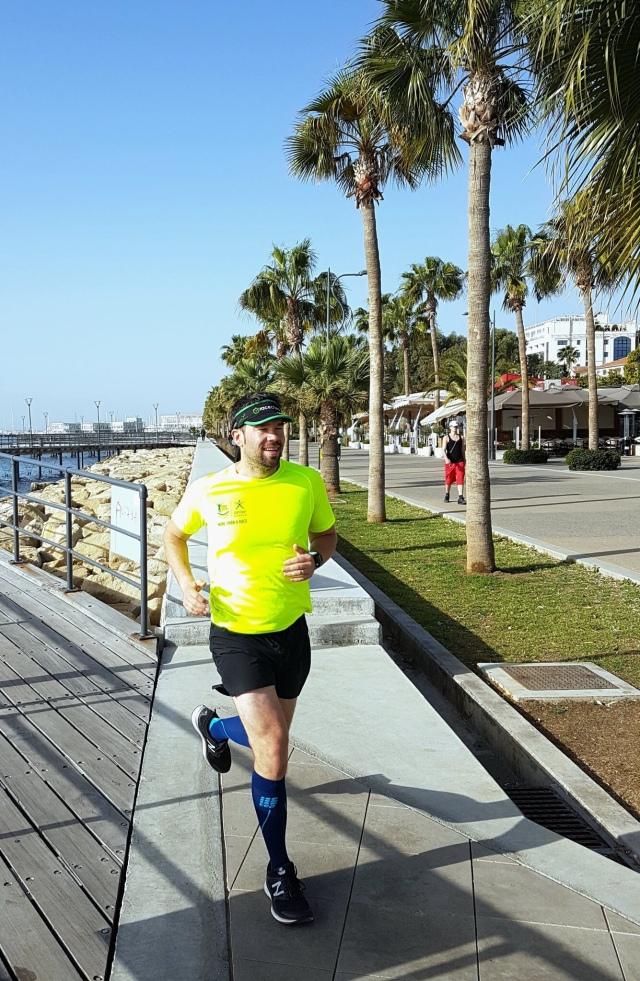 Limassol Marathon Weekend 2018 – pickupthepacepaul